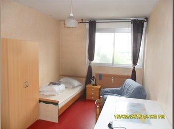 Appartager FR - Chambre meublée en colocation - Mulhouse, Mulhouse - 272 € /Mois