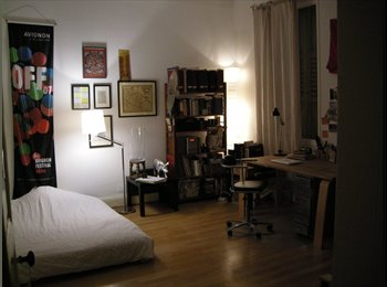 Chambre calme et spacieuse Etoile Polygone