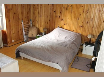 Appartager FR - Chambre spacieuse proche ANNECY - Sillingy, Sillingy - 450 € /Mois