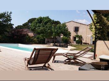 Appartager FR - Colocation Conviviale Aix-en-Provence - Aix-en-Provence, Aix-en-Provence - 525 € /Mois