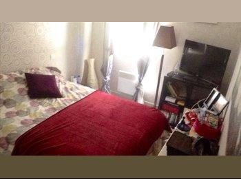 Appartager FR - Chambre à louer dans superbe résidence - Saint Cyprien, Toulouse - 490 € /Mois
