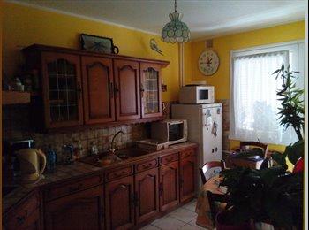 Appartager FR - Appartement meublé - 3 chambres - 10 mn de la Fac - Hérouville-Saint-Clair, Caen - 335 € /Mois
