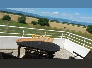 Appartager FR - coloc belle appart, calme, en bordure de champs - Horbourg-Wihr, Colmar - 300 € /Mois