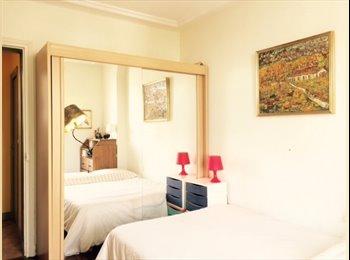 Cosy appart pr couple ou 2 pers. chambres séparées