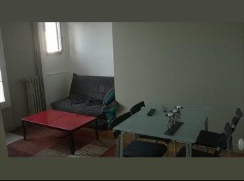Chambre dans collocation 60m2 à Clichy