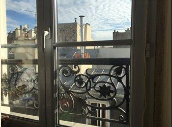 Appartager FR - coloc Bastille - 11ème Arrondissement, Paris - Ile De France - 806 € /Mois
