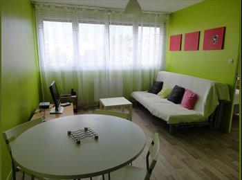 Appartager FR - Loue chambre meublée dans colocation - 5ème Arrondissement, Lyon - 440 € /Mois