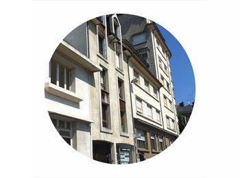 Appartager FR - Chambre dans un appartement en plein centre - Centre, Rennes - 291 € /Mois