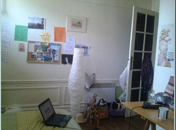 Appartager FR - Je loue Ma chambre - 20ème Arrondissement, Paris - Ile De France - 450 € /Mois