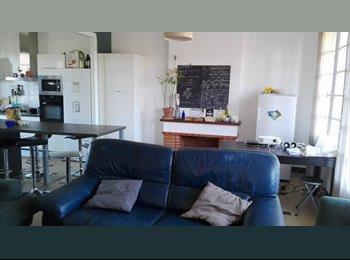 Appartager FR - Maison renovée pour colocation de 25 à 35 ans - Montpellier-centre, Montpellier - 450 € /Mois