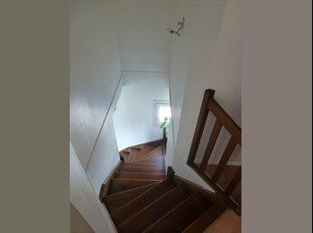 Appartager FR - A louer trois chambre dans duplex de 85 m² - L'Aigle, Grenoble - 395 € /Mois