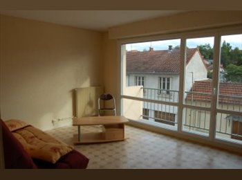 Appartager FR - Studio pour étudian (e) ou jeune couple - Limoges, Limoges - 490 € /Mois