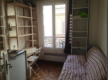Sous location Montmartre juillet août