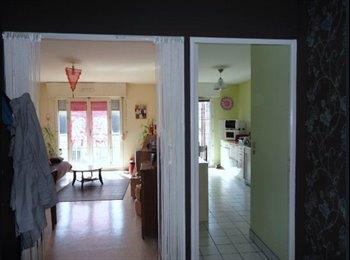 Appartager FR - Propose une chambre à louer - Mon Désert, Jeanne d'Arc, Nancy - 380 € /Mois