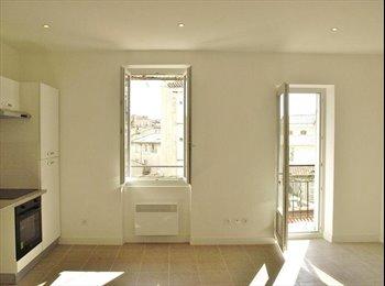 Appartager FR - appartement meublé T3 bail étudiant (9-10mois) - 6ème Arrondissement, Marseille - 780 € /Mois