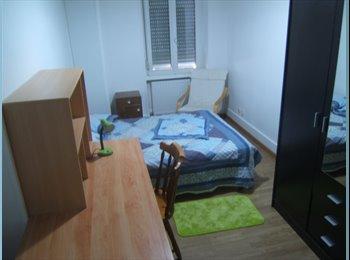 Appartager FR - propose 3 chambres meublées à Mulhouse Dornach - Mulhouse, Mulhouse - 270 € /Mois
