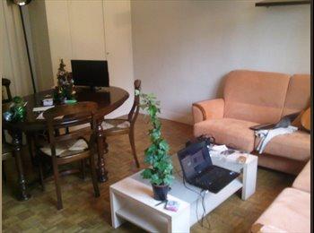 Appartager FR - Chambre disponible dans colloc cool - 20ème Arrondissement, Paris - Ile De France - 450 € /Mois
