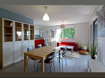 Colocation appartement 4 chambres