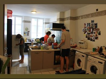 Appartager FR - Chambres disponibles dans grande colocation - Metz, Metz - 320 € /Mois