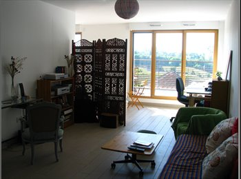 Furnished room to rent near Paris