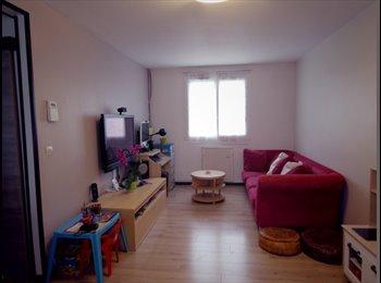 Chambre dans maison meublée