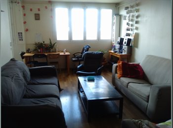 Chambre en colocation pour 2mois à Montreuil