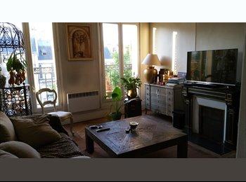 Appartager FR - Recherche colocataire - 17ème Arrondissement, Paris - Ile De France - 850 € /Mois