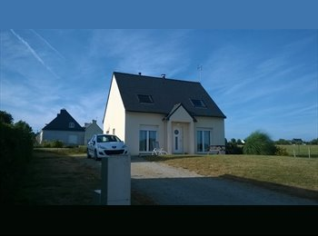 Appartager FR - colocation à la campagne - Plescop, Vannes - 340 € /Mois