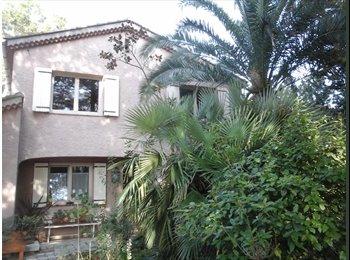 Appartager FR - colocation etudiant de septembre à juin en villa  - La Garde, Toulon - 400 € /Mois
