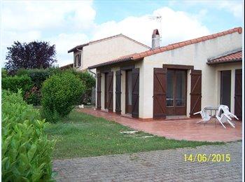 Appartager FR - COLOCATION OU LOCATION - PIBRAC - Blagnac, Toulouse - 530 € /Mois