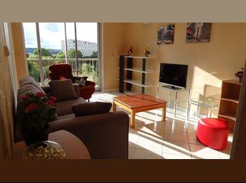 Appartager FR - Colocation meublée : beau F4 proche transports - Fresnes, Paris - Ile De France - 500 € /Mois