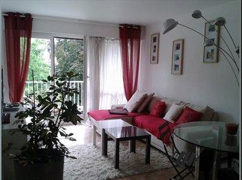 Colocation appartement à Courbevoie