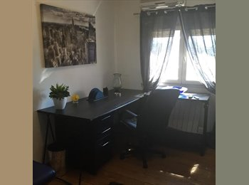 Appartager FR - agréable chambre à louer, Toulouse - 400 € /Mois