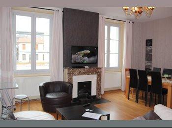 Appartager FR - Appartement meublé - Saint-Etienne, Saint-Etienne - 1100 € /Mois