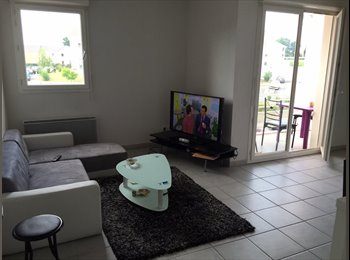 Appartager FR - Appartement 2 chambre 54 m2 avec piscine  - Billère, Pau - 293 € /Mois