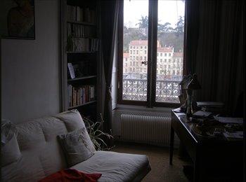 Appartement de charme Quai de Saône