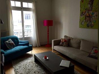 Appartager FR - Brotteaux part dieu Coloc a 2  - 6ème Arrondissement, Lyon - 600 € /Mois