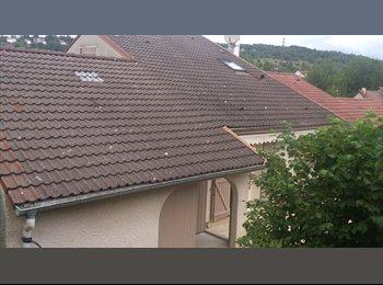 Appartager FR - Propose colocation dans maison avec jardin proche Besançon  - Thise, Besançon - 350 € /Mois