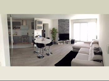 Appartager FR - Chambre meublée à louer dans F3 neuf - Athis-Mons, Paris - Ile De France - 420 € /Mois