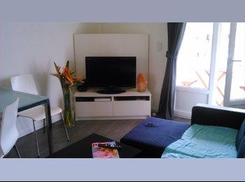 Appartager FR - Appartement à partager a 10mn de la croisette.  - Le Cannet, Cannes - 600 € /Mois