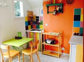 studio chez l'habitant à louer au mois
