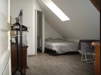 Appartager FR - Studio meublé Maubeuge - Maubeuge, Valenciennes - 350 € /Mois