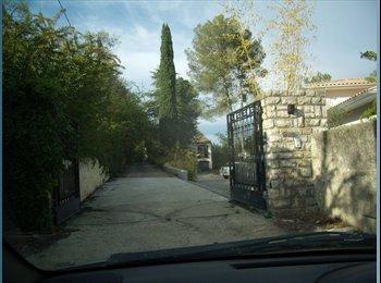 Appartager FR - colocation dans villa de 144 m2 - Montferrier-sur-Lez, Montpellier - 300 € /Mois