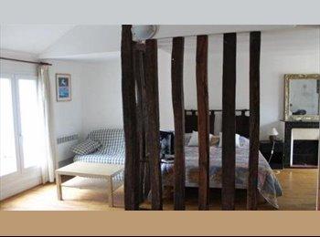 Appartager FR - Appartement MEUBLE d'environ  36,23 m² - 3ème Arrondissement, Paris - Ile De France - 600 € /Mois
