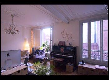 Appartager FR -  Chambre de 13m2  - Vincennes, Paris - Ile De France - 700 € /Mois