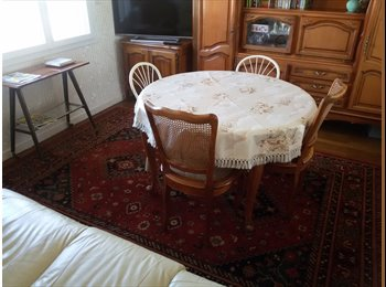 Appartager FR - Colocation - maison meublée - quartier Pasteur/Banchais - Angers, Angers - 300 € /Mois