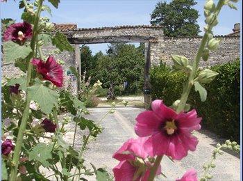 Appartager FR - Maison de rêve dans un coin de paradis à 15mn de La ROCHELLE - La Jarne, La Rochelle - 700 € /Mois