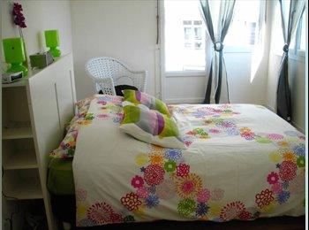 Appartager FR - Colocation dans Bel appartement dans un immeuble de standing du centre-ville - Hyper-centre, Grenoble - 300 € /Mois