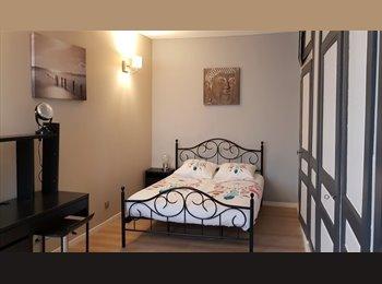 Appartager FR - Chambre 25 m² avec 2  dressings dans appartement 128 m² - Brignais, Lyon - 600 € /Mois