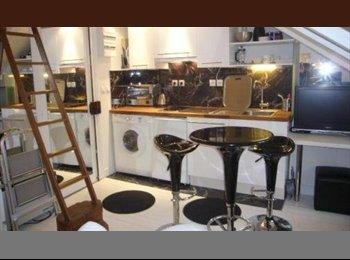 Appartager FR - Magnifique studio meublé 20 m² au calme- Paris 6ème+WIFI - 6ème Arrondissement, Paris - Ile De France - 600 € /Mois